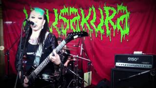 "Hellsakura - Ao Vivo - ""Distorted mirror"""