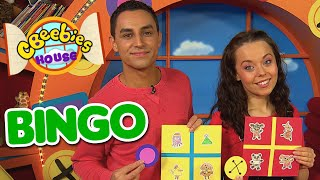 Make a Bing and Hey Duggee Bingo Game! | CBeebies House