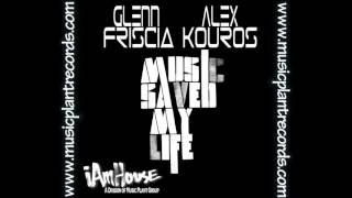 glenn friscia alex kouros music saved my life