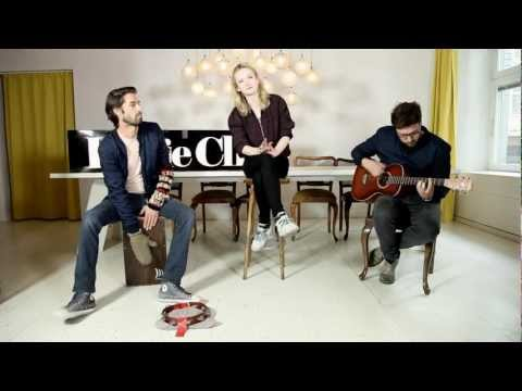 Leslie Clio Rolling Stone Session -