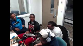 The Birds and The Bees - Radio Show wsg. Donteea Dye