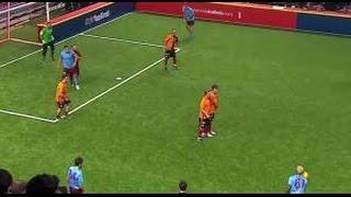 Yattara'nın Golü | 4 Büyükler Salon Turnuvası | Galatasaray 5 - Trabzonspor 5 | (04.01.2016)