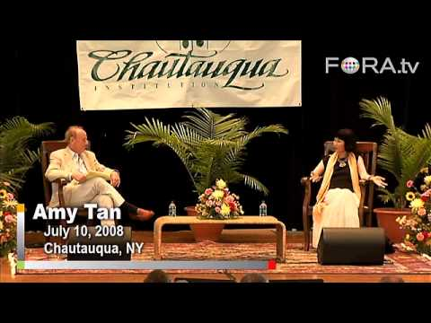 Amy Tan - Finding Meaning through Writing