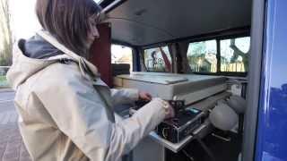 Campingbus Bike & Surf - Das preiswerte Bett für viele Kastenwagen