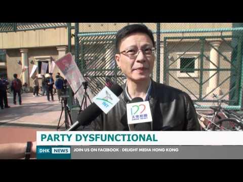 (1,Jan) News Frontline - Interviewing Andrew To regarding China's democracy