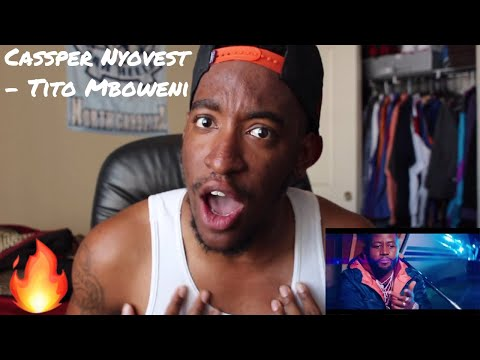 Cassper Nyovest - Tito Mboweni (REACTION)