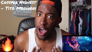 Cassper nyovest - tito mboweni (reaction)