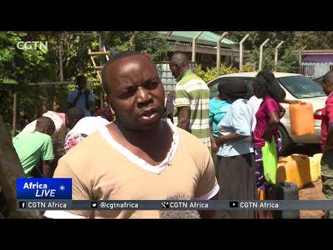 Many parts of Kenya facing water shortage
