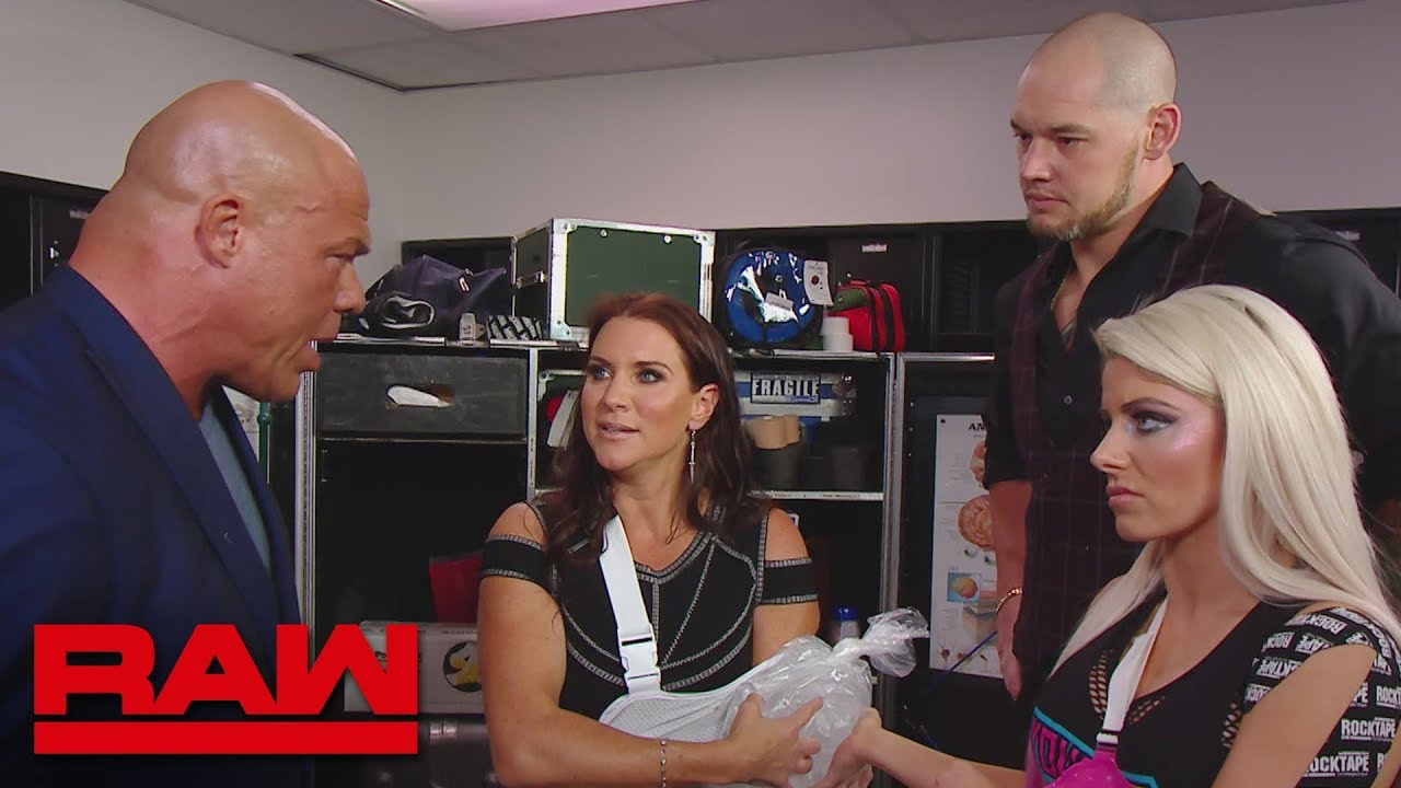 Baron Corbin becomes Acting Raw General Manager: Raw, Aug. 20, 2018