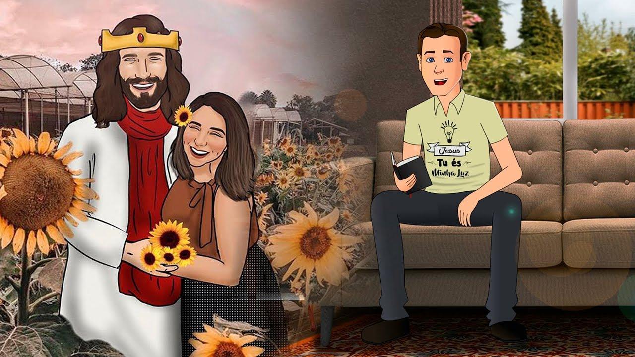 DEUS AMA QUEM DÁ COM ALEGRIA - Ouça o que Deus tem a falar para você! | Anima Gospel