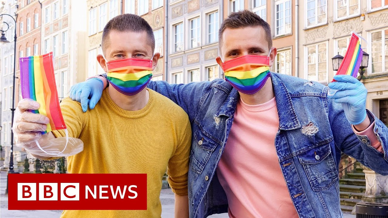 Poland election: The fight for LGBT rights - BBC News