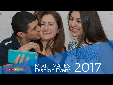 Model MATES 2017: Models w Autism & other disabilities star in fashion catwalk event at Westfield