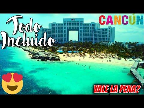 🤩 IMPRESIONANTE! Hotel en Cancun!   (TODO INCLUIDO) 5 *   Costos, Tips? (Vale la PENA el gasto? ✈)