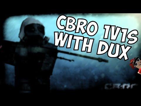 CBRO 1v1s With Duxnde | VOICE REVEAL!