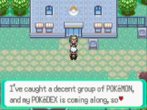 how to make the rocket launch in pokemon emerald
