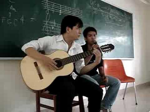 Hoang mang- Trung Hieu - offline guitar