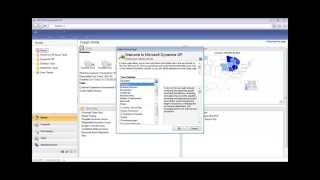 Overview of Microsoft Dynamics GP Home Page
