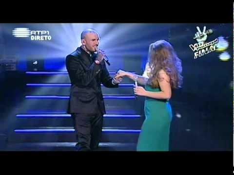A Voz de Portugal - Final - Ben Saunders e Bianca Adrião