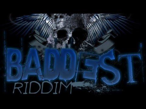 Instrumental [The Baddest Riddim - Dreday Production & SOS] August 2012