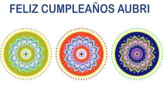 Aubri   Indian Designs - Happy Birthday