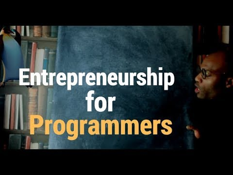 Entrepreneur course for computer Programmers, Java, Swift, App developer
