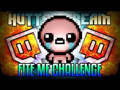 (MILE RUN) FITE ME Challenge - Hutts Streams Afterbirth+