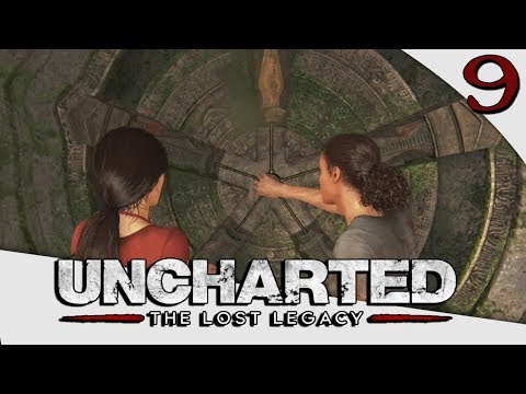 Uncharted: The Lost Legacy ⚡ 💣    #09   Assassin Chloe Frazer「Let`s Play」