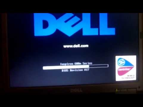 DELL 600M NO HARD DRIVE DETECTED, HELP?