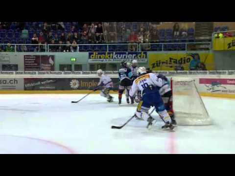 Highlights: Lakers vs Kloten