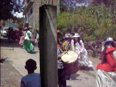 Danza de los Viejos de Chichihualco Gro.