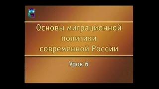 Миграция в России. Урок 6. Миграция в мире