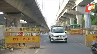 Weekend Lockdown Begins In Delhi