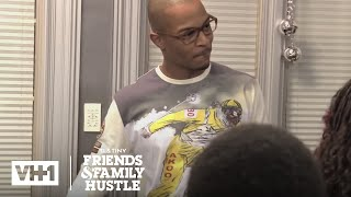 Subscribe to VH1: http://on.vh1.com/subscribe T.I. and Tiny plan a scavenger hunt for their kids in order to discover that they are getting a dog. Once they know ...