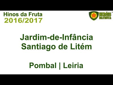 Hino da Fruta 2016/2017 – Jardim-de-Infância de Santiago de Litém – Pombal | Leiria