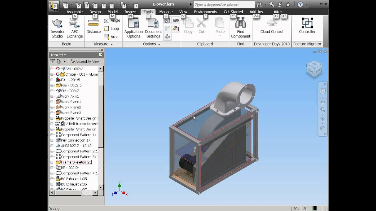My First Inventor Plug-in: The Completed Plug-in