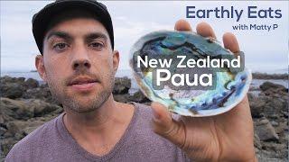 Earthly Eats ep.1- New Zealand Paua