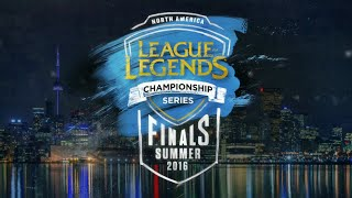 Recap, Highlights and Sounds of the Game: Immortals vs CLG for 3rd Place S6 NA LCS Summer 2016