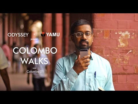 Colombo Fort: A Tour Of Colombo 1