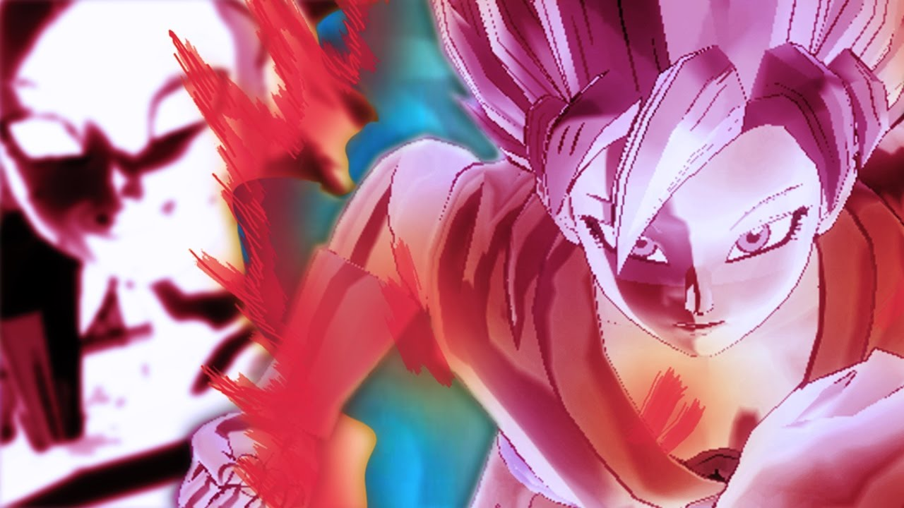 Free Hd Live Wallpapers For Pc The Ultimate Tag Team Female Goku Amp Goku Vs Lady Broly