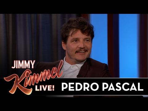 Pedro Pascal on Working with Matt Damon