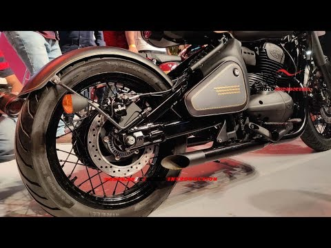 New Jawa Perak Bobber First Look | 2019 Jawa Perak Unveiled, Priced At INR 1.89 Lakh