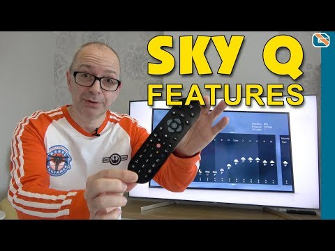 Sky Q Features & Review
