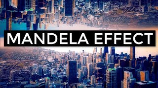 Mandela Effect Explained by Parallel Universe and Multiverse Theory