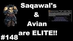 Saqawal's & Avian are ELITE - 148