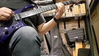 Bass Lines With Micro Pog Pedal Solos At The Back