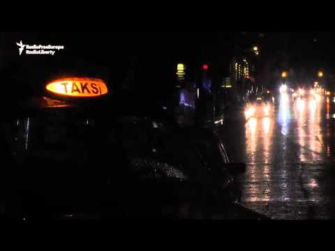 Lights Out In Baku:  Austerity Dims Azerbaijan's Capital
