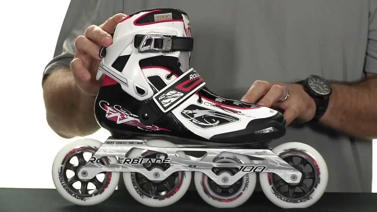 Rollerblade Tempest 100 C Inlineskates Inline-Skates