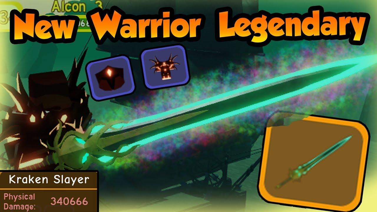 New Legendary Sword Ghastly Harbor Legendary Roblox Dungeon
