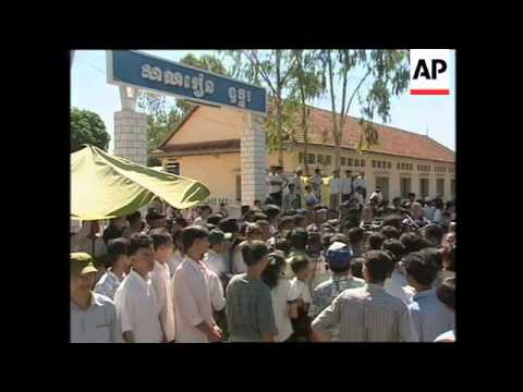 CAMBODIA: FIRST GENERAL ELECTION SINCE 1993: UPDATE