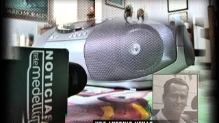 La muerte de Gardel fue el nacimiento del radioperiodismo en Colombia [Noticias] - TeleMedellin